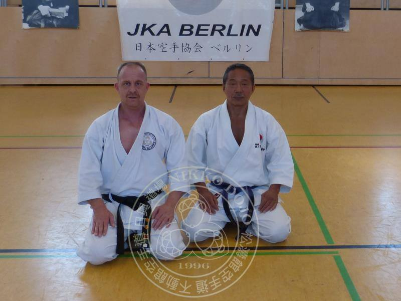 Imura JKA in Berlin