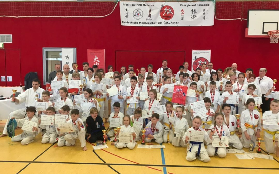 2. Internationaler Koshikan Karate Kata Cup 2018