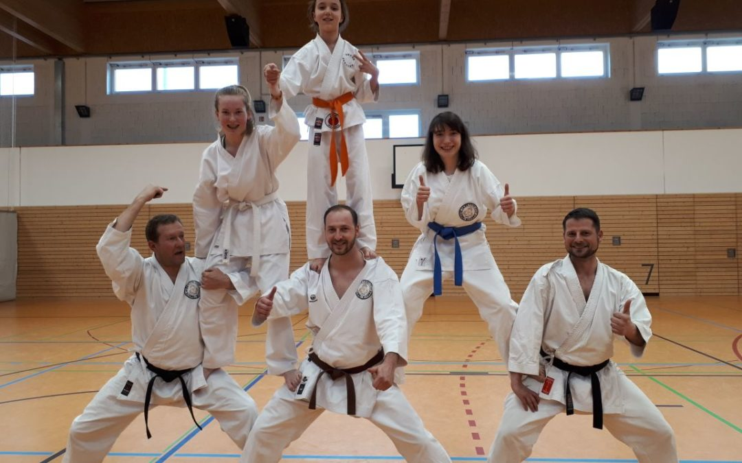 Nikko Dojo – Karate auf starkem Fundament