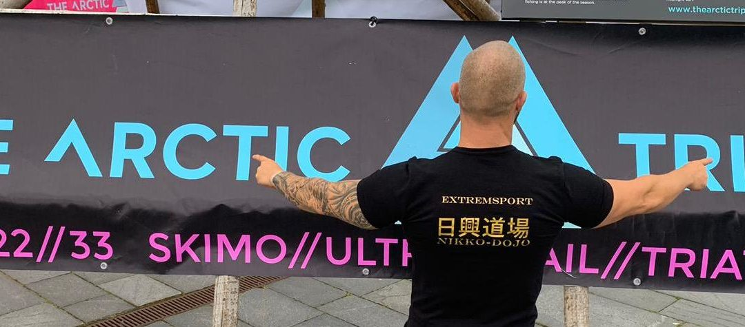 Der Arctic Triple Extreme Triathlon – Nikko Dojo Mitglied Ulrich Strauch mal anders